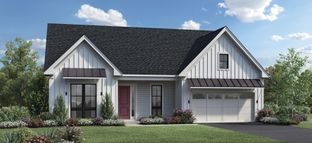 Odessa Elite - Enclave at The Promenade: Dresher, Pennsylvania - Toll Brothers