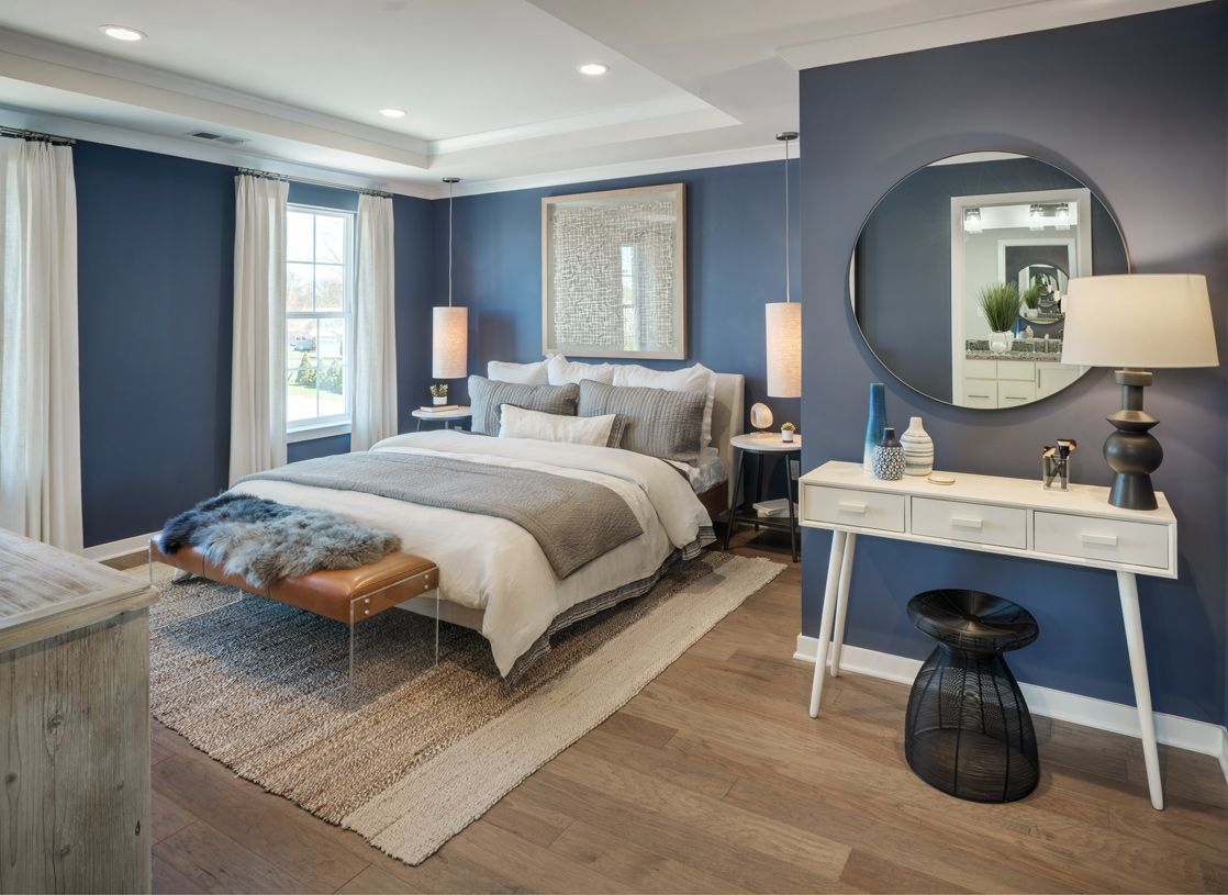 Bedroom featured in the Harris Elite By Toll Brothers in Philadelphia, PA