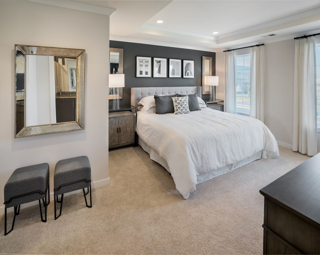 Bedroom featured in the Haring Elite By Toll Brothers in Philadelphia, PA