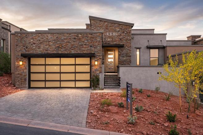 16020 East Ridgestone Drive (Agua Fria Desert Contemporary)