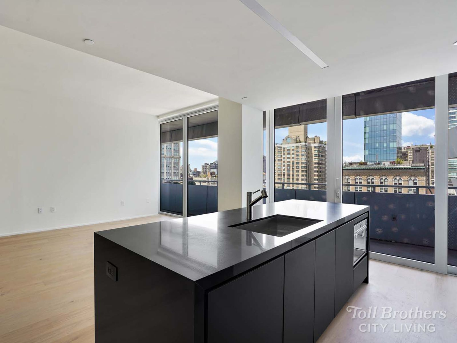 Living Area featured in the NPH3 By Toll Brothers in New York, NY