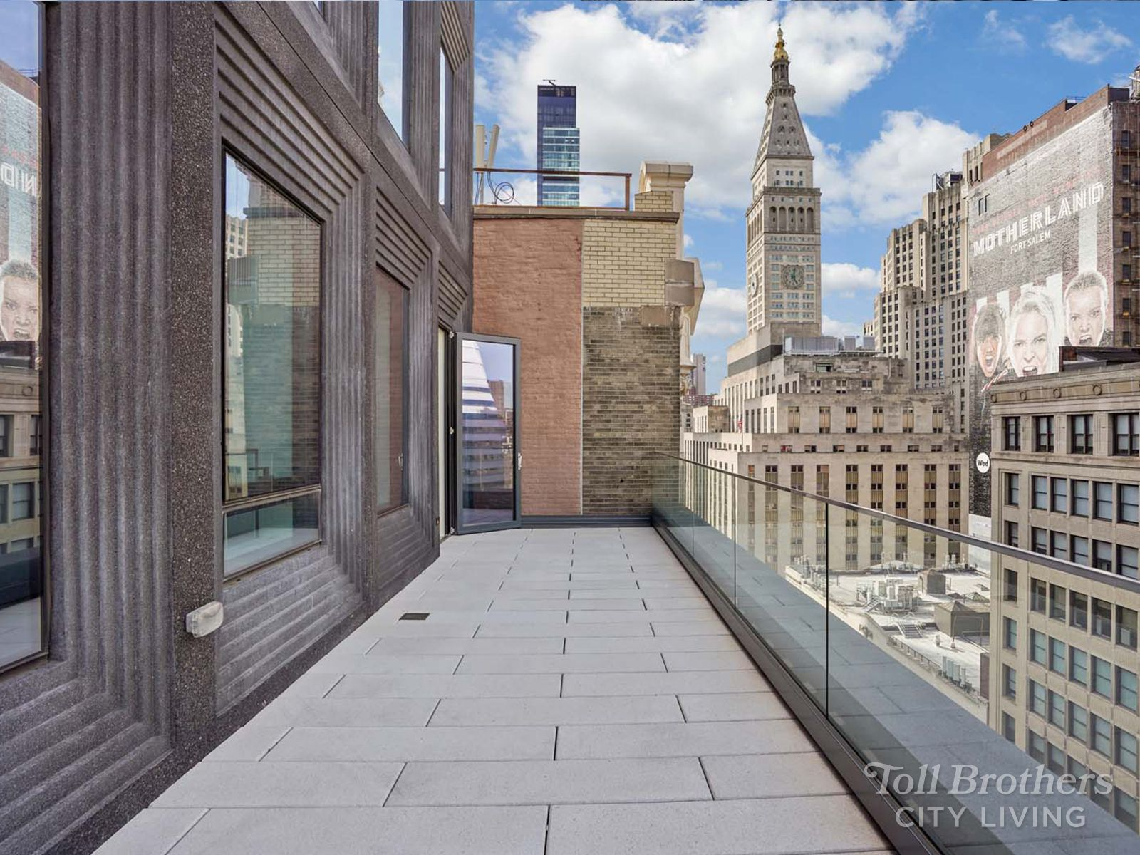 Exterior featured in the N1302 By Toll Brothers in New York, NY