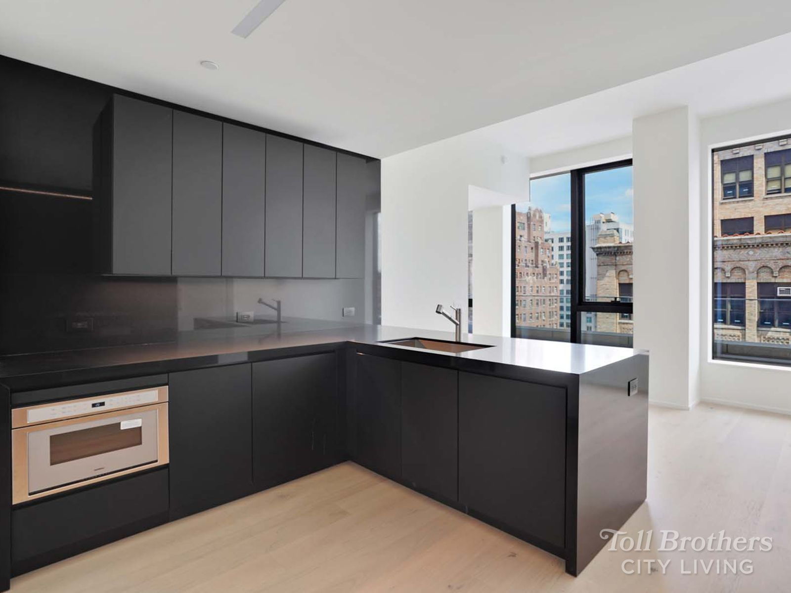 Kitchen featured in the N1304 By Toll Brothers in New York, NY