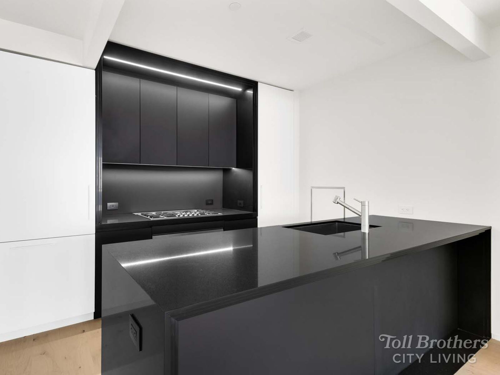 Kitchen featured in the N908 By Toll Brothers in New York, NY