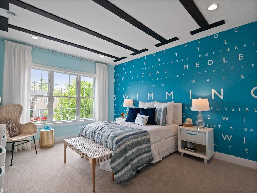 Bedroom featured in the Duke By Toll Brothers in Detroit, MI