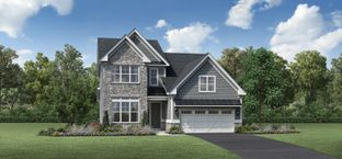 Ferndale - Regency at South Whitehall - Villas Collection: Allentown, Pennsylvania - Toll Brothers