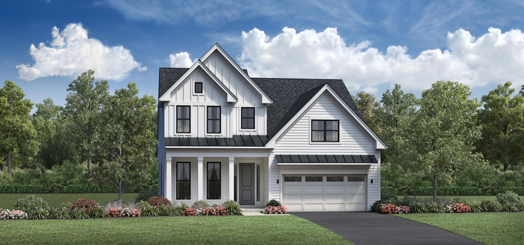 Exterior featured in the Ferndale By Toll Brothers in Allentown-Bethlehem, PA