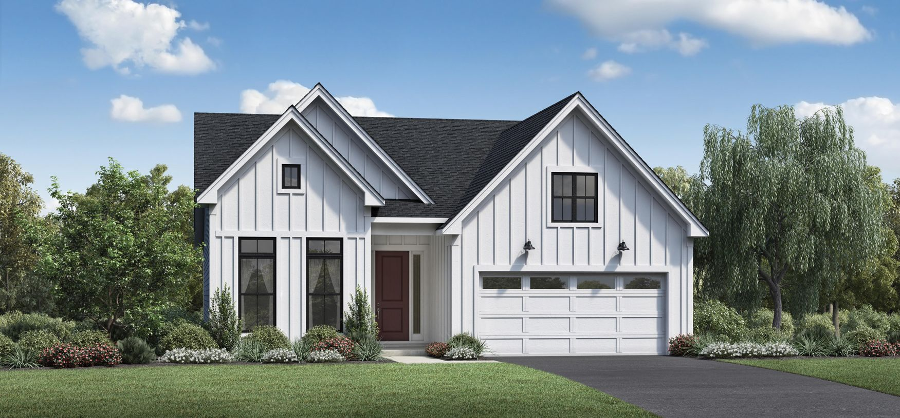 Exterior featured in the Wilkes By Toll Brothers in Allentown-Bethlehem, PA