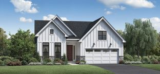 Wilkes Modern Farmhouse - Meadows at Parkview - The Villas: North Wales, Pennsylvania - Toll Brothers