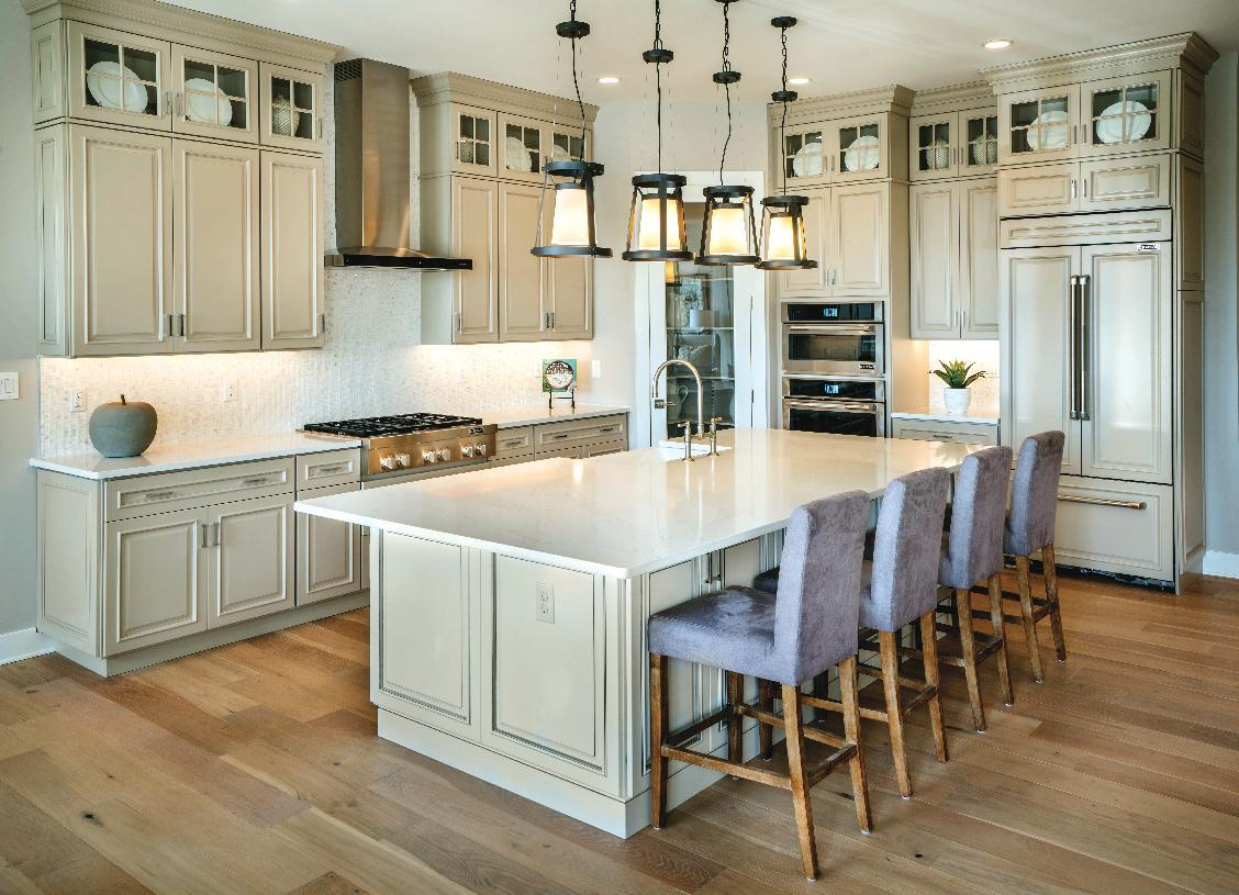 Kitchen featured in the Bayhill By Toll Brothers in Philadelphia, PA