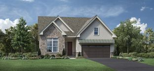 Blenheim - Regency at South Whitehall - Villas Collection: Allentown, Pennsylvania - Toll Brothers