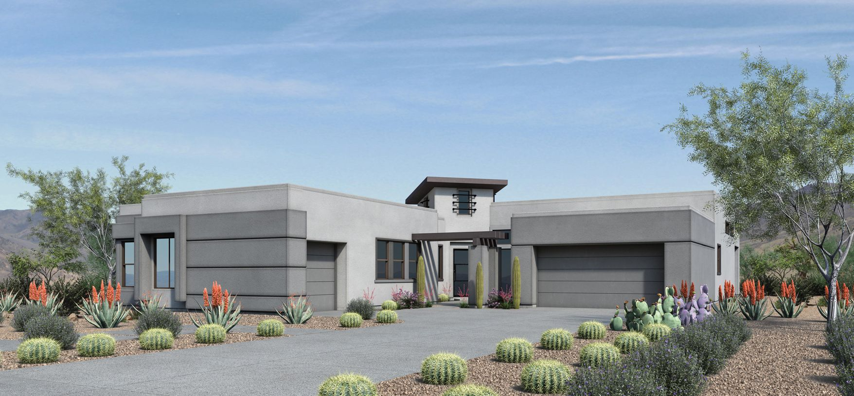 Exterior featured in the Azure By Toll Brothers in Phoenix-Mesa, AZ
