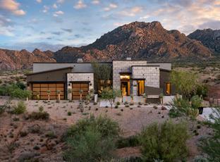 Mayne - Reserve at Black Mountain: Scottsdale, Arizona - Toll Brothers