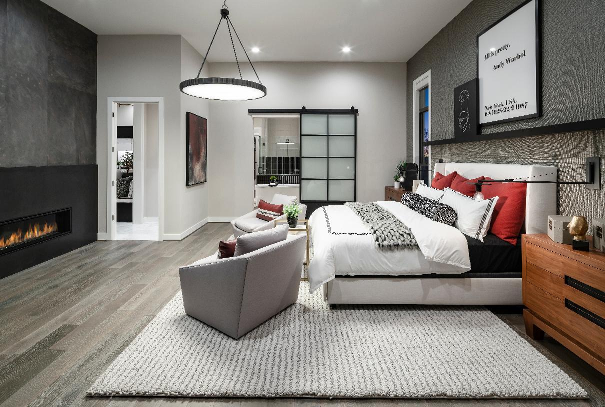 Bedroom featured in the Mayne By Toll Brothers in Phoenix-Mesa, AZ