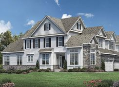 Brandeis - White Springs at Providence: Collegeville, Pennsylvania - Toll Brothers