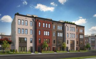 Griffith - Union Park at McLean - The Lofts: McLean, Maryland - Toll Brothers