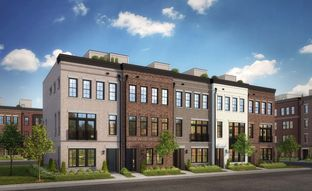 Humboldt - Union Park at McLean - The Brownstones: McLean, District Of Columbia - Toll Brothers