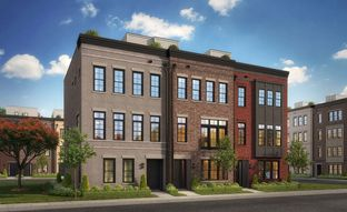 McCarren - Union Park at McLean - The Brownstones: McLean, District Of Columbia - Toll Brothers