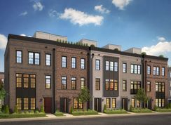 Vondelpark - Union Park at McLean - The Brownstones: McLean, District Of Columbia - Toll Brothers