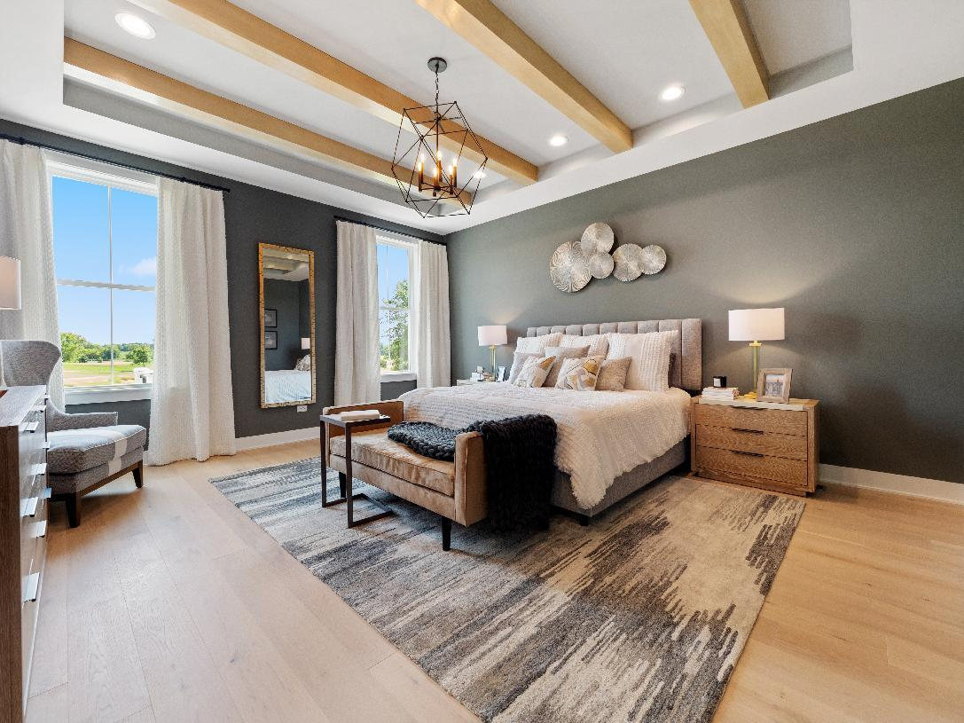 Bedroom featured in the Borden By Toll Brothers in Chicago, IL