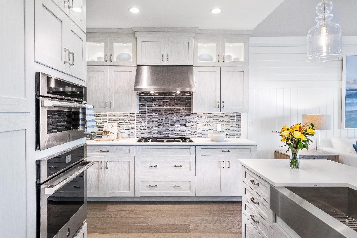 Kitchen featured in the Vaughn By Toll Brothers in Boston, MA
