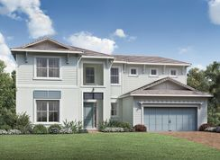 Jennings - Watermark at Avenir: Palm Beach Gardens, Florida - Toll Brothers