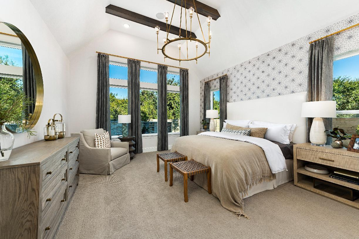 'NorthGrove - Estate Collection' by Toll Brothers-TX-HOUSTON in Houston