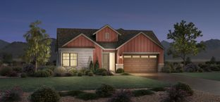 Quincy - Regency at Caramella Ranch - Claymont Collection: Reno, Nevada - Toll Brothers