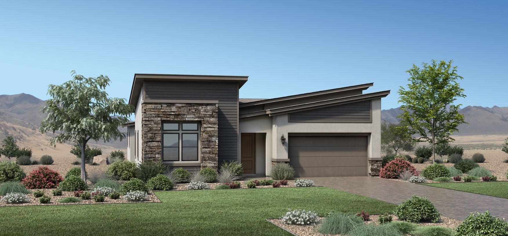Exterior featured in the Quincy By Toll Brothers in Reno, NV