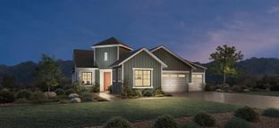 Cambria Elite - Regency at Caramella Ranch - Glenwood Collection: Reno, Nevada - Toll Brothers