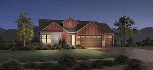 Quincy Elite - Regency at Caramella Ranch - Glenwood Collection: Reno, Nevada - Toll Brothers