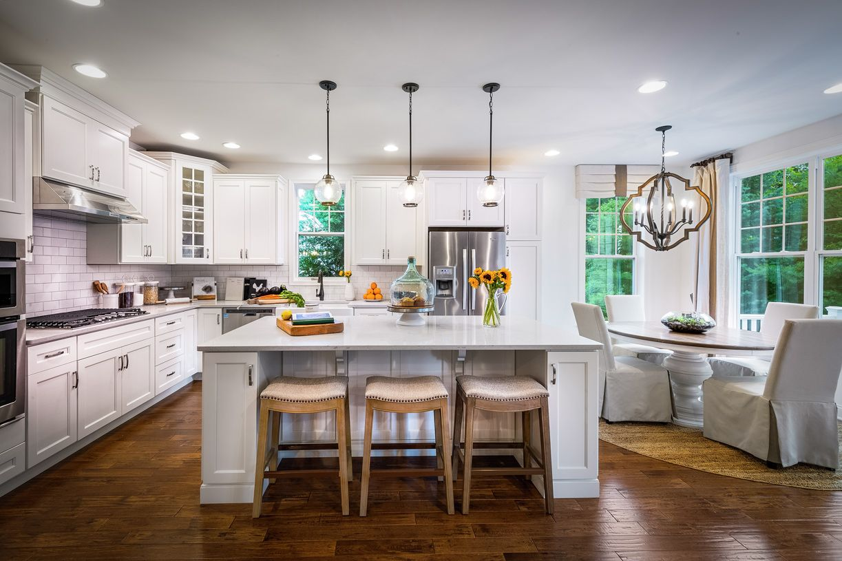 Kitchen featured in the Denton By Toll Brothers in Waterbury, CT