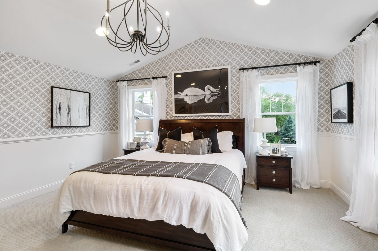 Bedroom featured in the Denton By Toll Brothers in Waterbury, CT