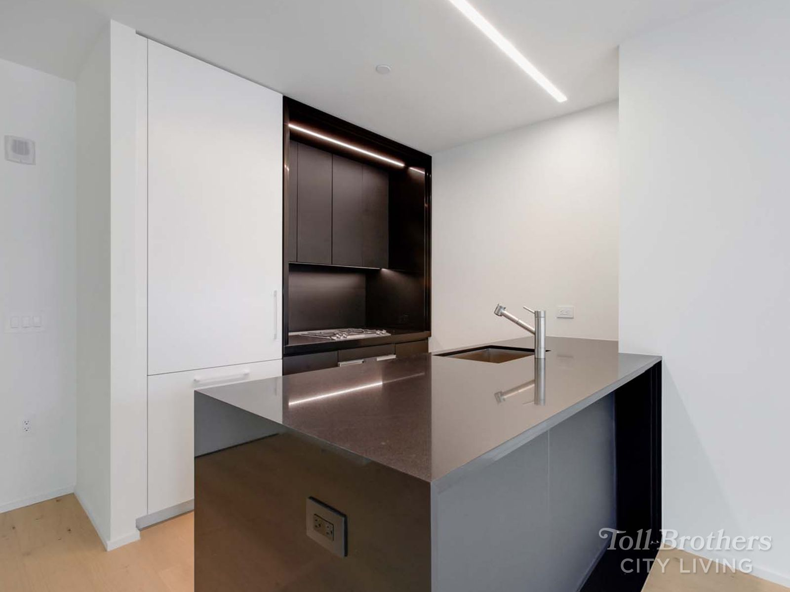 Kitchen featured in the N503 By Toll Brothers in New York, NY