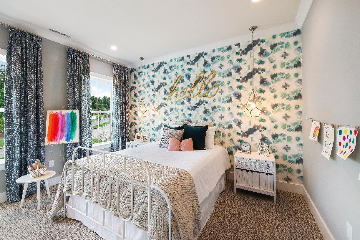 Bedroom featured in the Saybrook By Toll Brothers in Danbury, CT
