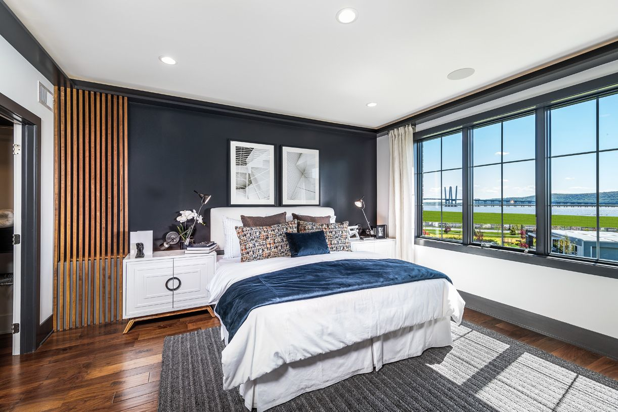 Bedroom featured in the Park By Toll Brothers in New York, NY