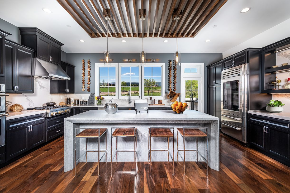 Kitchen featured in the Park By Toll Brothers in New York, NY