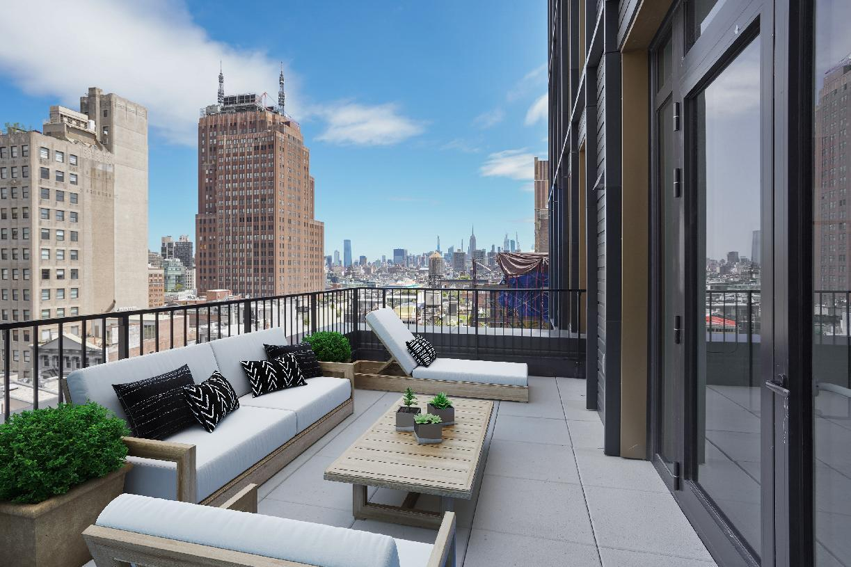 '91 Leonard' by Toll Brothers-NYC-CITY LIVING in New York