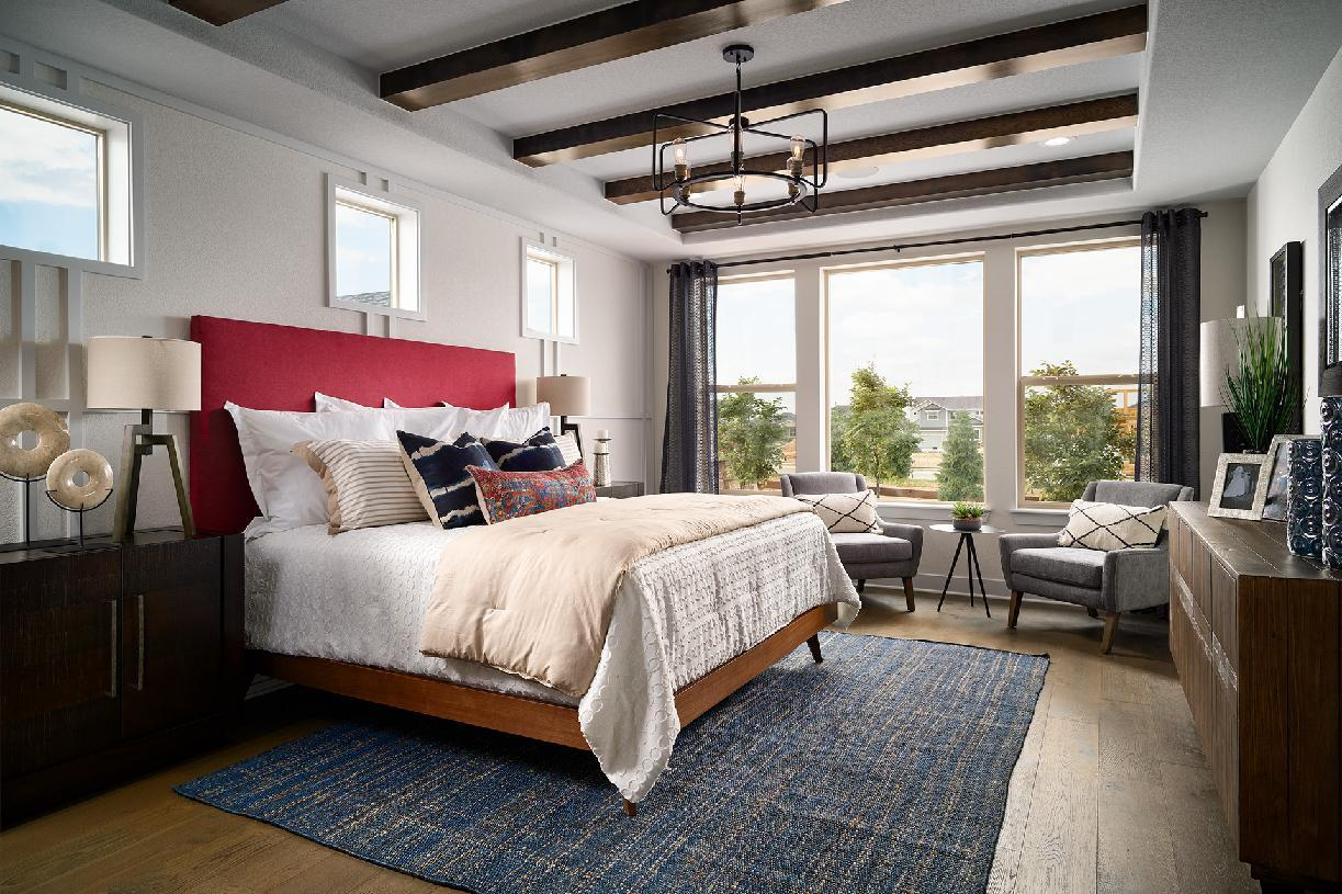 Bedroom featured in the Haywood II By Toll Brothers in Fort Collins-Loveland, CO