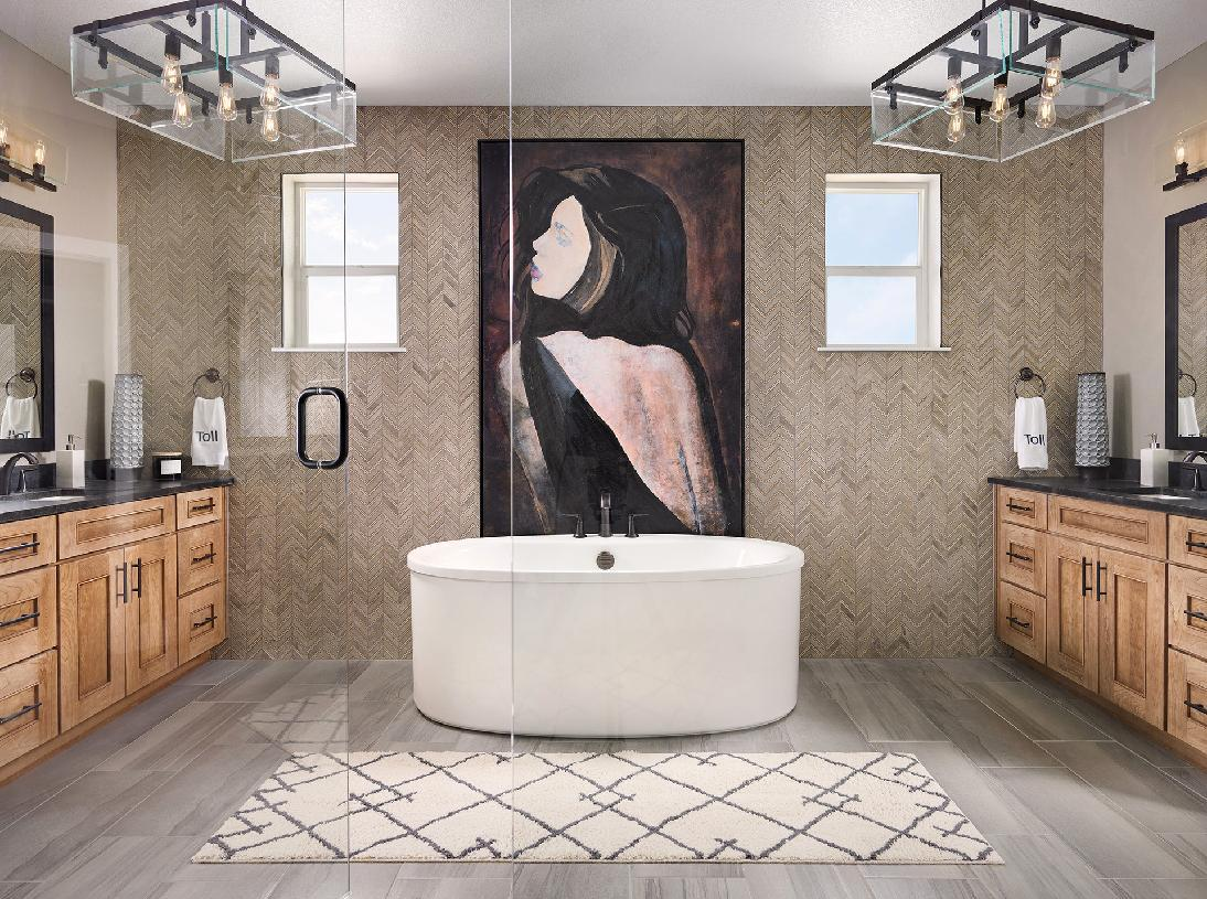 Bathroom featured in the Dillon II By Toll Brothers in Fort Collins-Loveland, CO