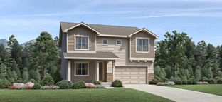 Lathrop - Montaine - Point Collection: Castle Rock, Colorado - Toll Brothers