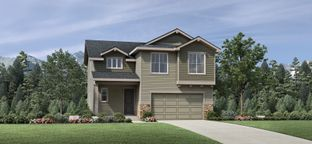 Harvey - Montaine - Point Collection: Castle Rock, Colorado - Toll Brothers