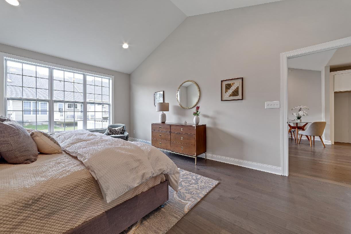 Bedroom featured in the Hengrave By Toll Brothers in Philadelphia, PA