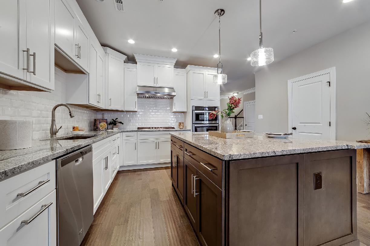 Kitchen featured in the Hengrave By Toll Brothers in Philadelphia, PA