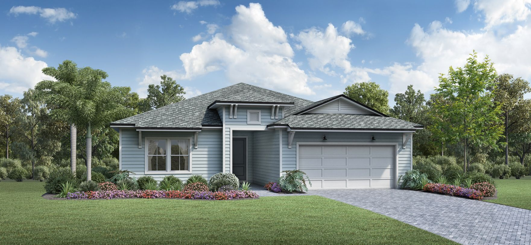 Exterior featured in the Lilac By Toll Brothers in Jacksonville-St. Augustine, FL