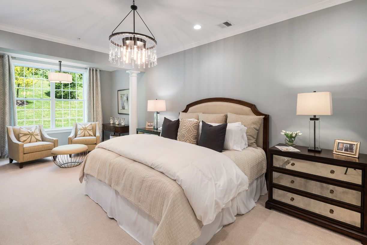 Bedroom featured in the Attlebury By Toll Brothers in Dutchess County, NY