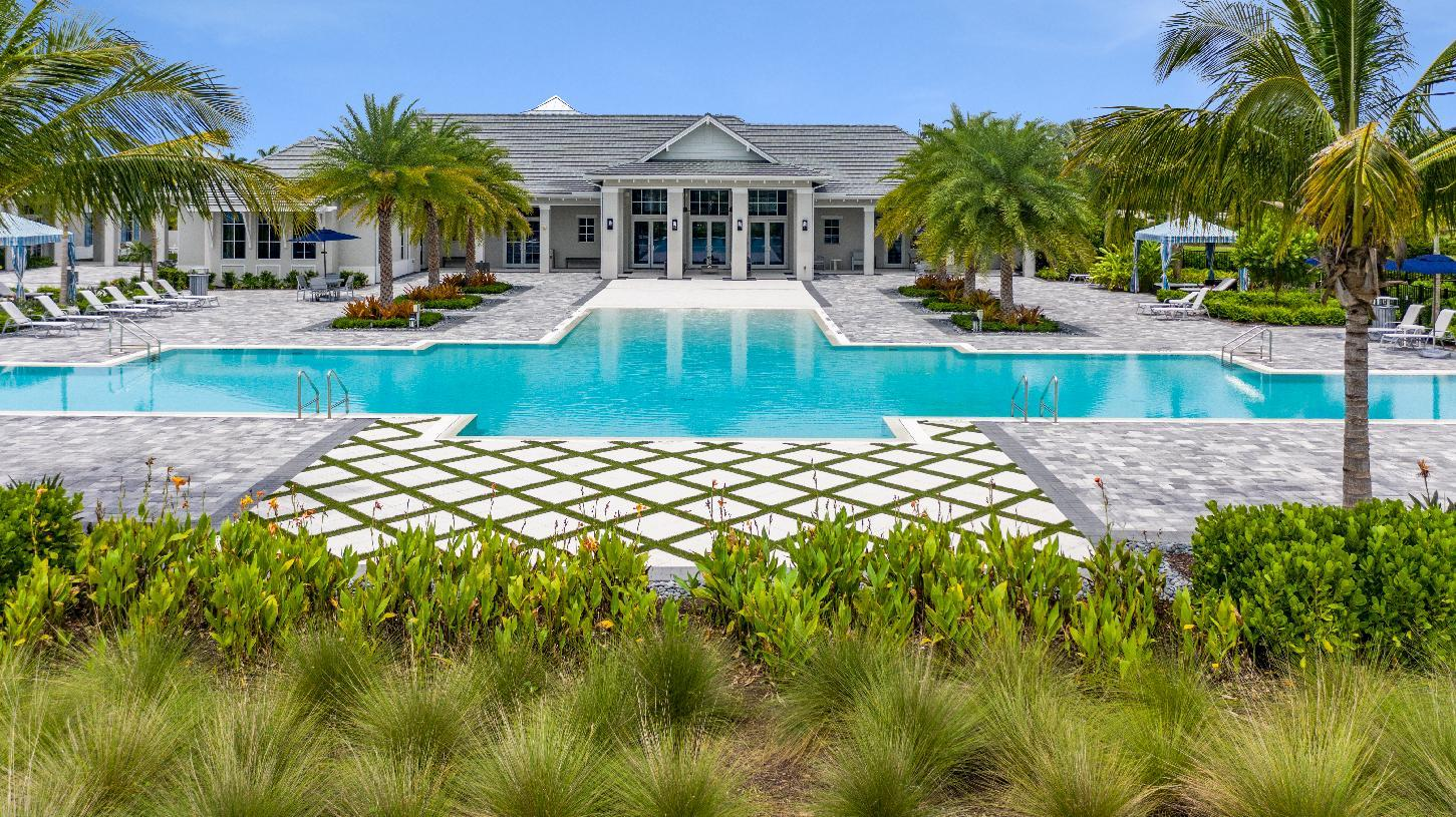 'Azure at Hacienda Lakes - Villa Collection' by Toll Brothers-FLORIDA - WEST in Naples