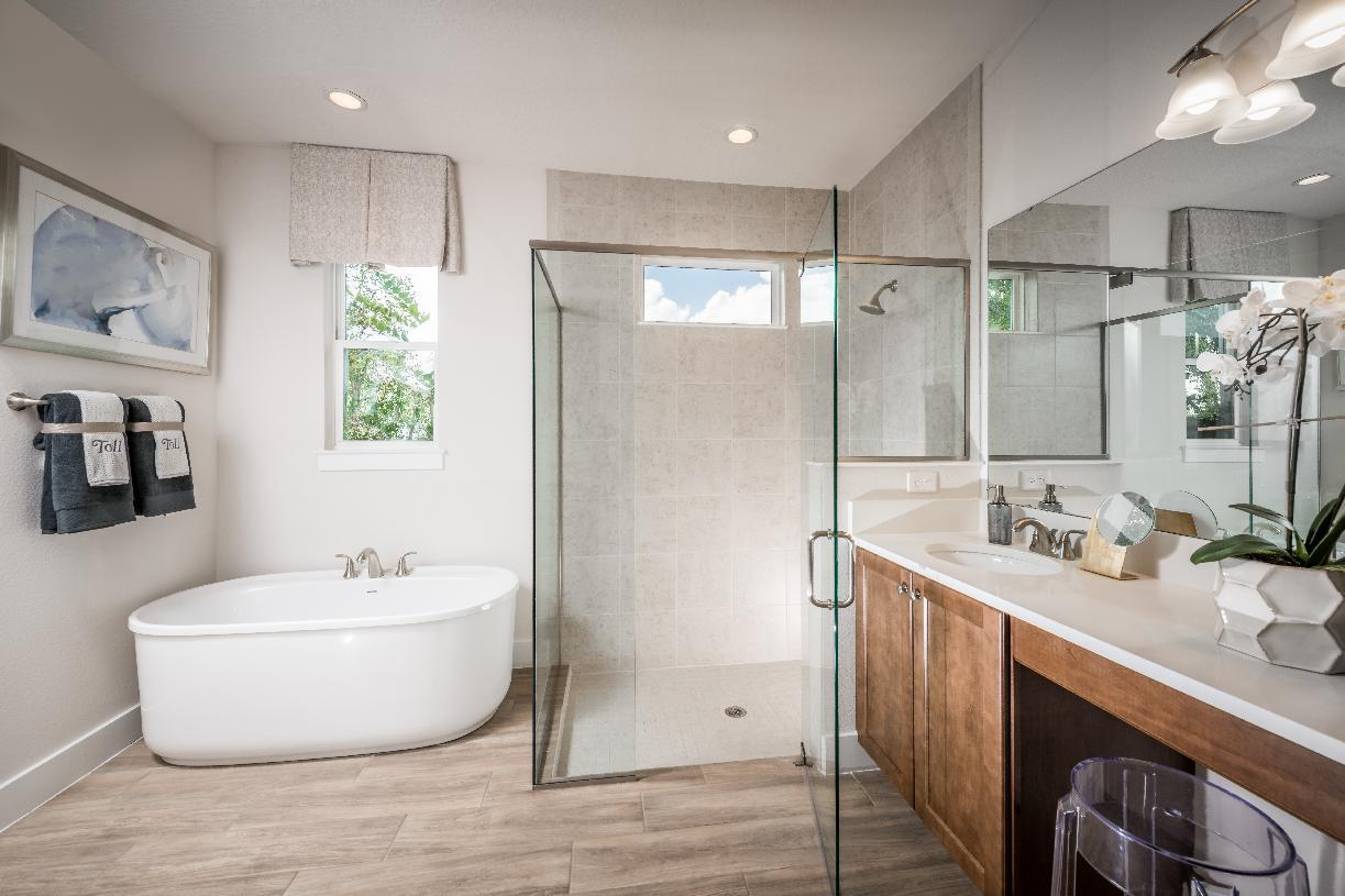 Bathroom featured in the Wilmot By Toll Brothers in Orlando, FL