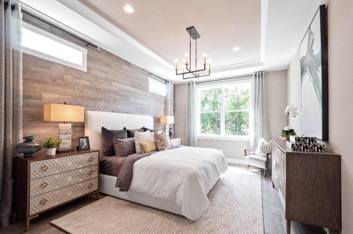 Bedroom featured in the Waltham By Toll Brothers in Detroit, MI