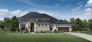 Vanguard - Woodson's Reserve - Estate Collection: Spring, Texas - Toll Brothers